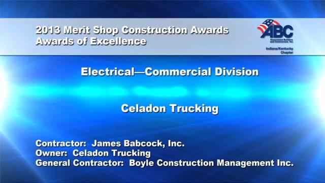 Celadon Trucking